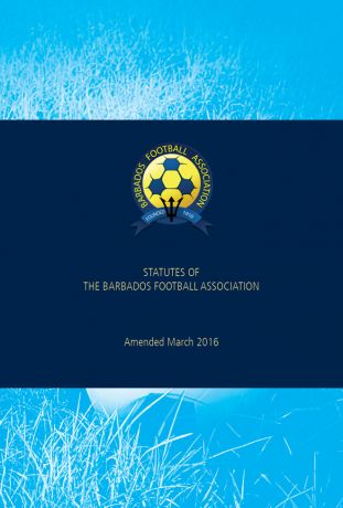 BFA Amended Constitution 2016